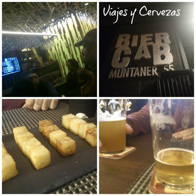 Biercab, Diseño y Cerveza.