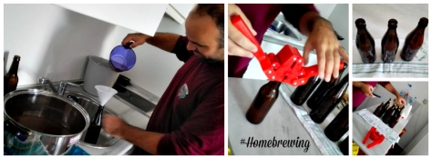 homebrewing craft beer